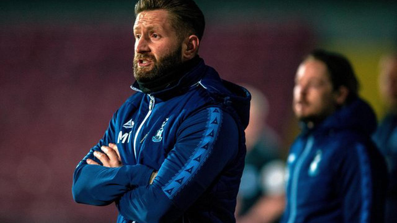 Familiar failings leave Bradford City boss Mark Trueman frustrated