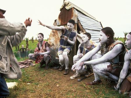 South African Xhosa Beliefs