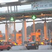 Pont HKB: ce qui s'est passé hier nuit, au péage, un témoin raconte les faits et dénonce des choses