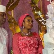 See Beautiful Wedding Photos of Dimeji Bankole & Aisha Bagudu