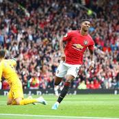 Check out Marcos Rashford Incredible Record Against Chelsea That Lampard Should Be Worried About