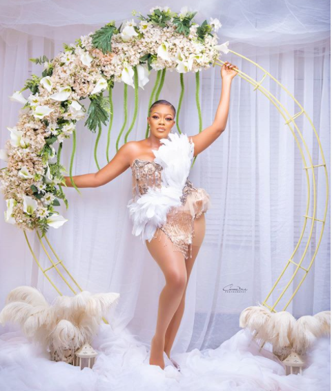 Nollywood actress, Eve Esin releases stunning photos to celebrate her 34th birthday