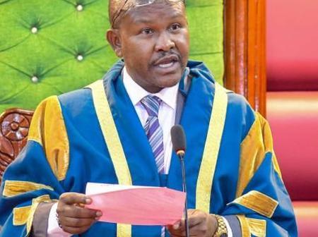 Speaker of Nyandarua county Impeached