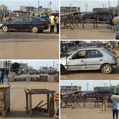 Tensions à Port-Bouët : des individus dressent des barrages sur une voie principale, voici la cause