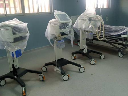 The Giant Strides Of Prof. Ikpeme And How He Gave University Of Calabar Teaching Hospital A New Look