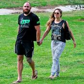 Check Out Romantic Photos of Ronda Rousey and Her Husband