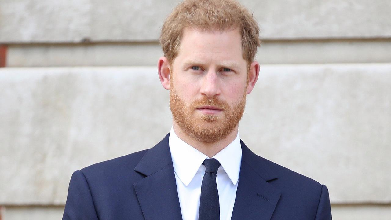 Prince Harry calls US First Amendment 'bonkers' and says he doesn't understand