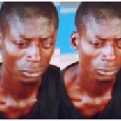 I Stabbed The Imam To Death With An Iron After I Caught Him Bed With My 2nd Wife–Suspect Reveals