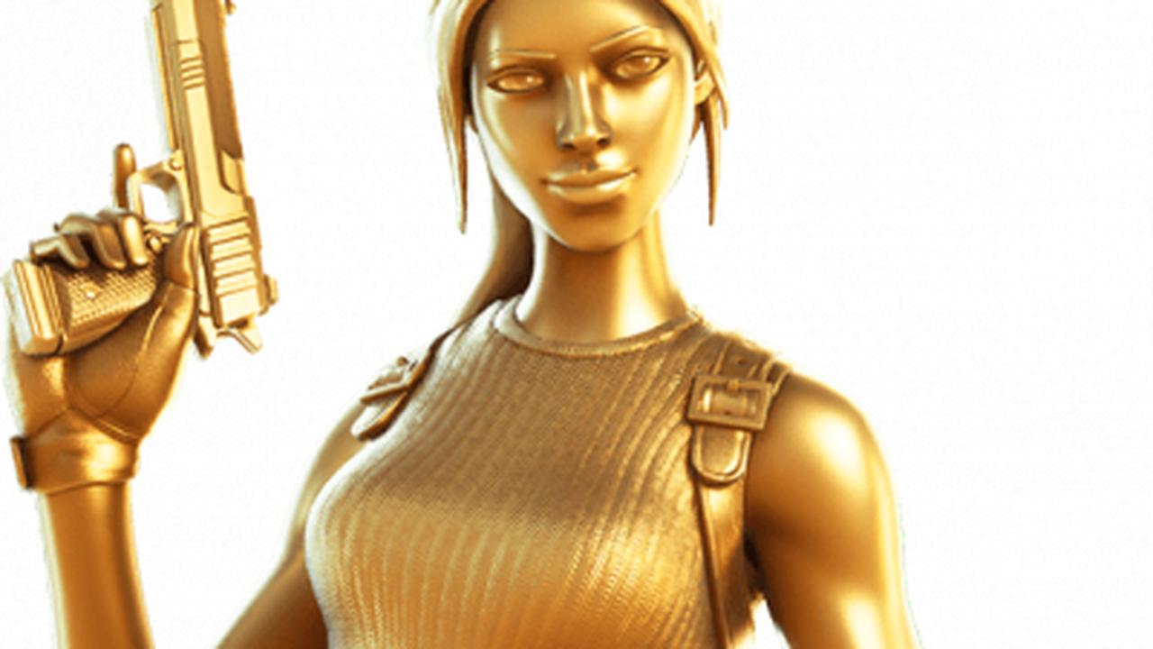 Fortnite : skin dorée de Lara Croft gratuite, apparence Catwoman, nouveau mode imminent, contenu estival et plus avec le patch 16.40