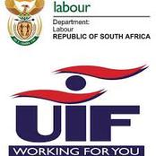 Breaking news UIF Ters have been extended and outstanding amounts to these departments.