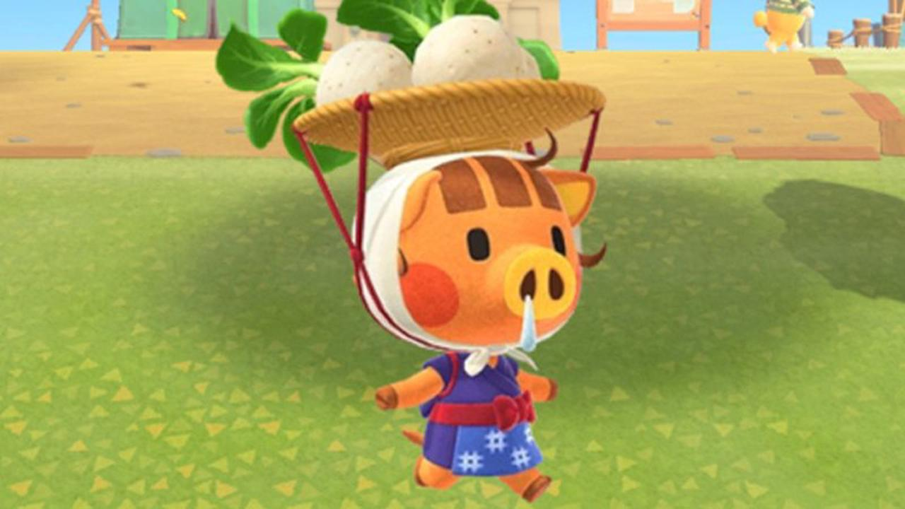 La mise à jour 1.4.0 d'Animal Crossing: New Horizons est là