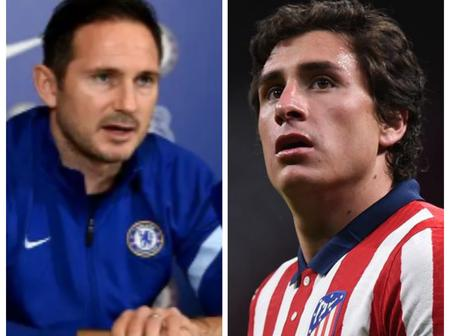 TRANSFER RUMUOR: Chelsea Set To Break Club Record Fee On Athletico De Madrid Young Starlet