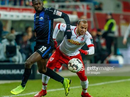 Super Eagles star inspires his German Club to a comeback 2-1 League victory
