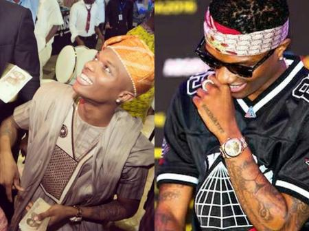 As He Sets To Drop Essence Video Tomorrow, See The Funny Tweets Wizkid Fans Are Posting On Twitter