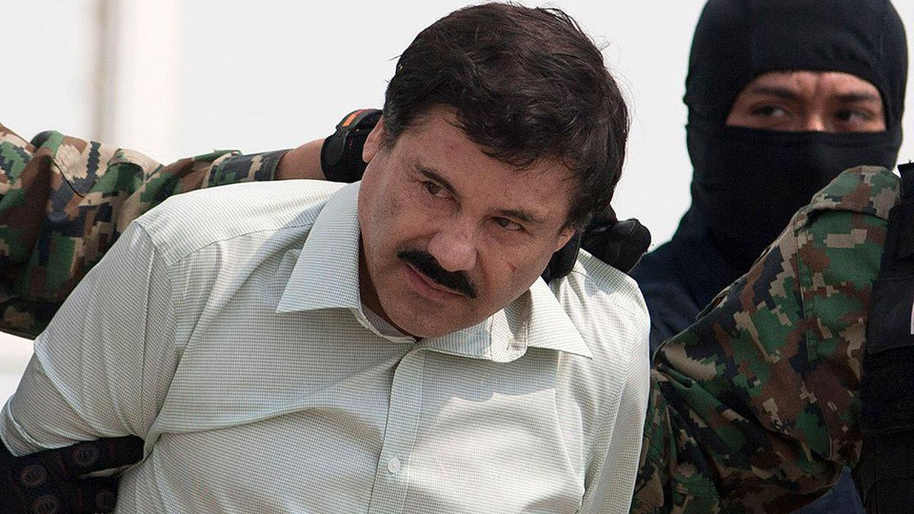 """Дом мексиканского наркобарона """"Коротышки"""" Гусмана будет разыгран в лотерею"""