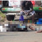 Anyama / un motocycliste poignardé par un apprenti gbaka perd la vie