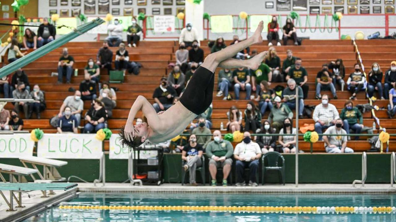 Charger swimmers prevail over Midland