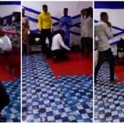 Ghanain Pastor dies mysteriously during church service