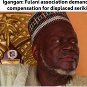 Funali association demands compensation for displaced Seriki