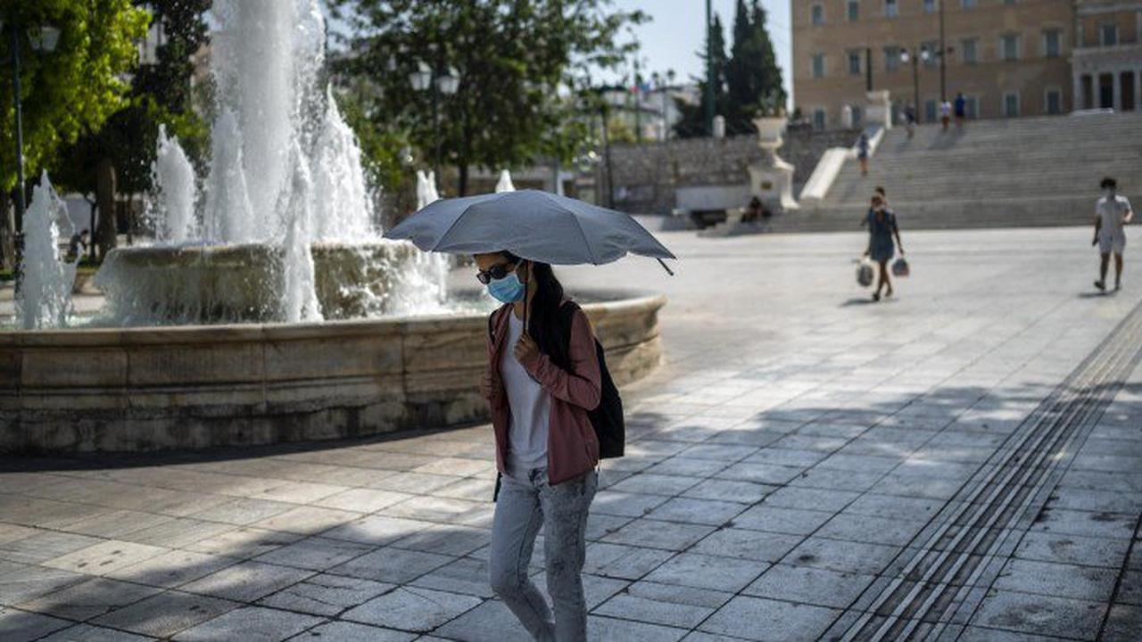 WetterextremeWaldbrände, Extremtemperaturen und Überschwemmungen plagen Europa