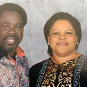 Meet The Beautiful Family Of Tb Joshua, His Wife And Lovely Children