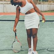 Ifedioku won't stop turning heads: see her beautiful recent pictures.