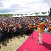 Raila To Tour His Stronghold Tomorrow Amid Orengo's Threat On Deep State