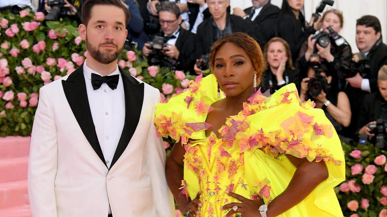 Alexis Ohanian says he's 'fine' with being known as Serena Williams' husband