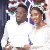 Checkout Wedding Photos Of Gospel Musician, GUC And His Wife, Nene Ntuk