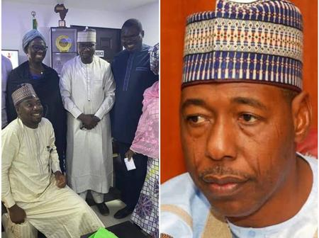 Governor Zulum Has Released The Sum Of N10m To Save A Student Who's In Need Of Kidney Transplant