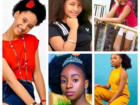 Meet The Most Beautiful Nollywood Teen Actresses(Photos)