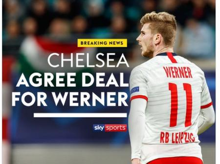 Good news for all Chelsea fans as they almost done signing a top class striker