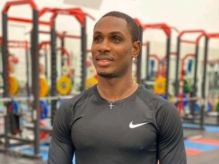 Odion Ighalo Explains Why Manchester United were Unfair To Him