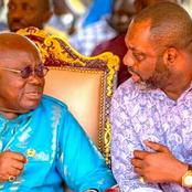 ''I Hope You Will Not Double Track Our Energy Sector'' - Man Teases NAPO and Praises Nana Addo.