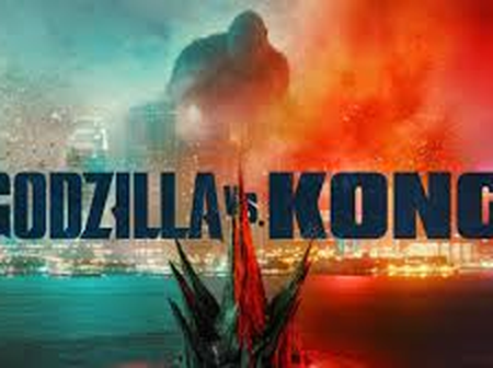 Godzilla vs. Kong is out, See The Nigerian Actor Who Acted The Movie