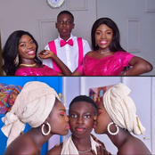 Glorious moment as Triplets celebrates their new age with awesome pictures