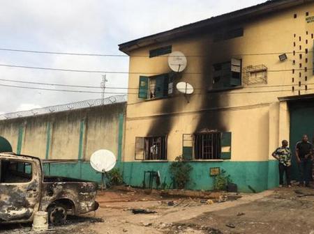 After The Imo Prison Break Occurred, Here Are The Top 7 Biggest Prison Breaks in Nigeria.