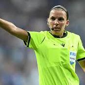 Meet Stephanie Frappart, the first woman to referee men's Champions League game