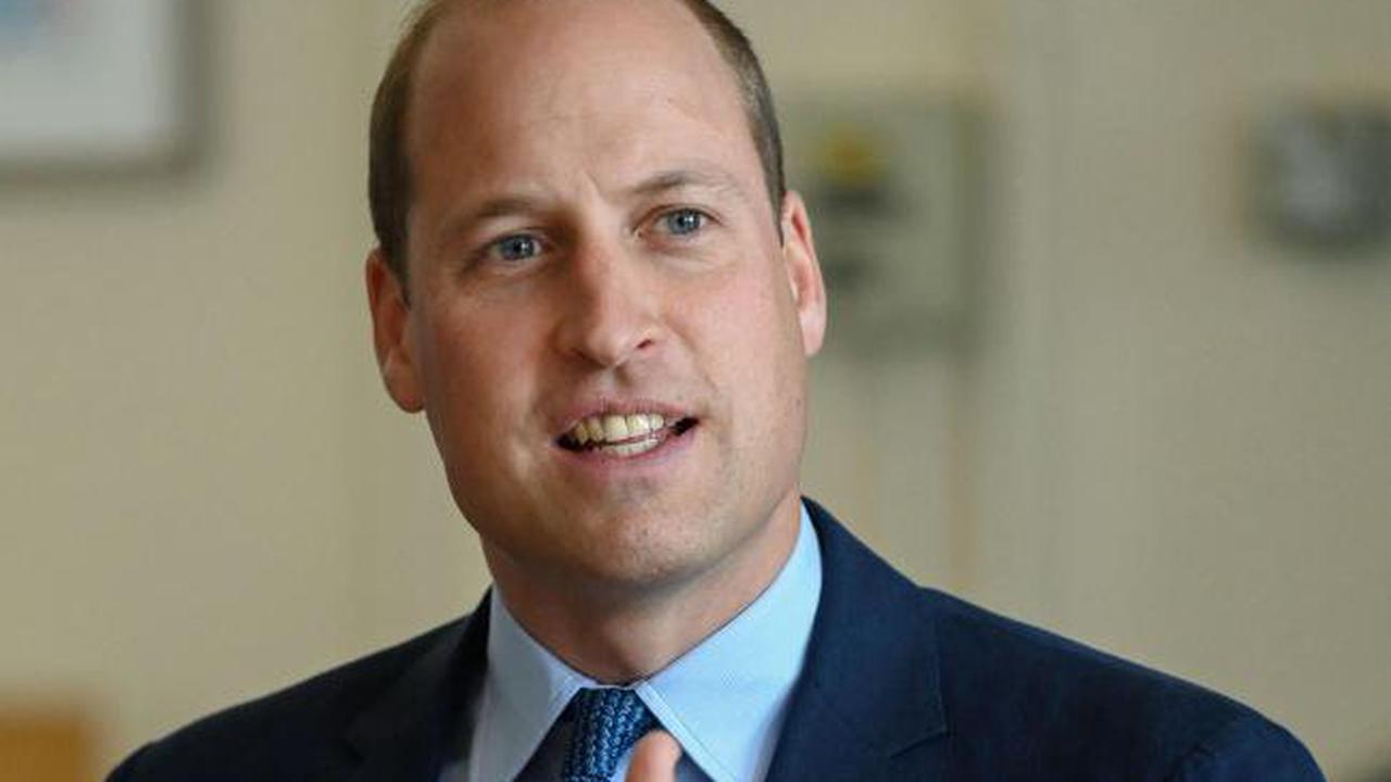 William calls on finance leaders to 'invest in nature'