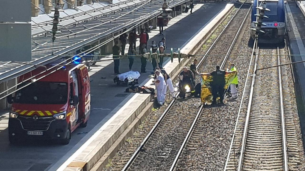 Percuté par un TGV en gare de Nancy: le désespéré a survécu
