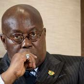 Prez Delivers SONA; Good Governance And Anti-Corruption Is Poor - Akufo-Addo Told