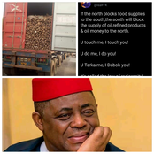 After Northerners Attempted To Stop Food Trucks From Going South, See What FFK Said South Will Do