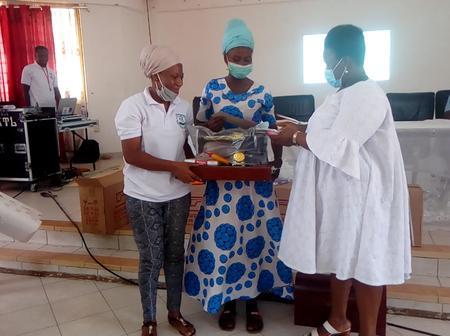 Ashesi University Alumni Support 20 Teenage Mothers in the Upper West Region