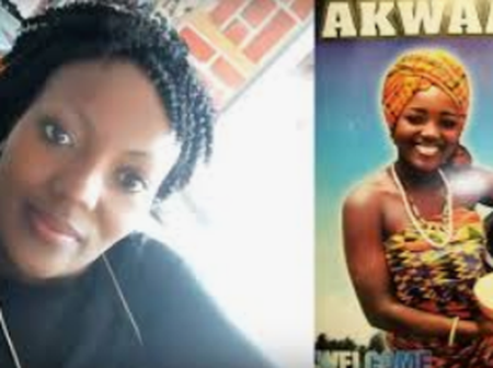 20 Years After Her Picture Was Used, The Iconic Akwaaba Girl Calls For Recognition