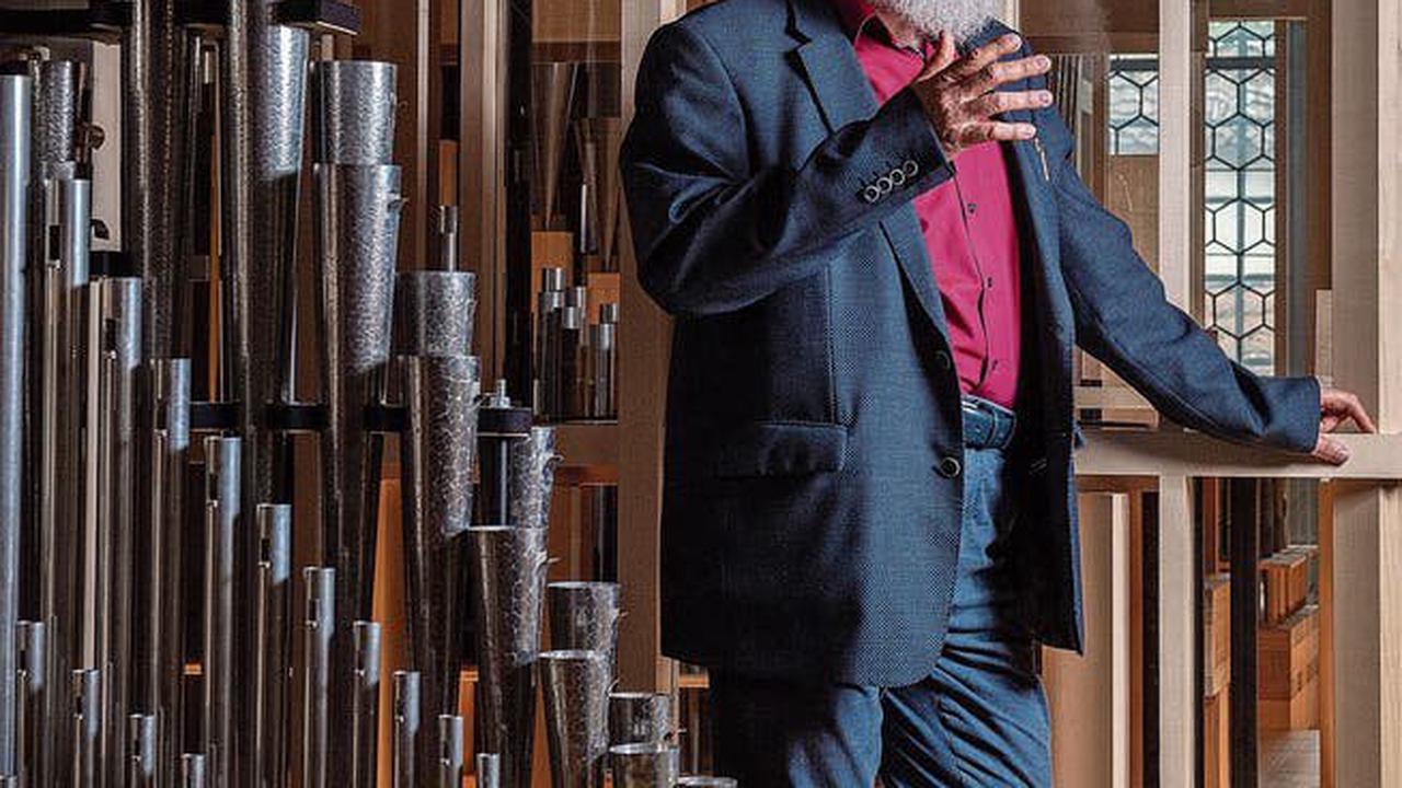 Orgelsommer Luzern: Wolfang Siebers Abschied von der Hofkirche