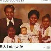 Throwback Photos Of President Buhari, Obasanjo And Tinubu With Their Wives