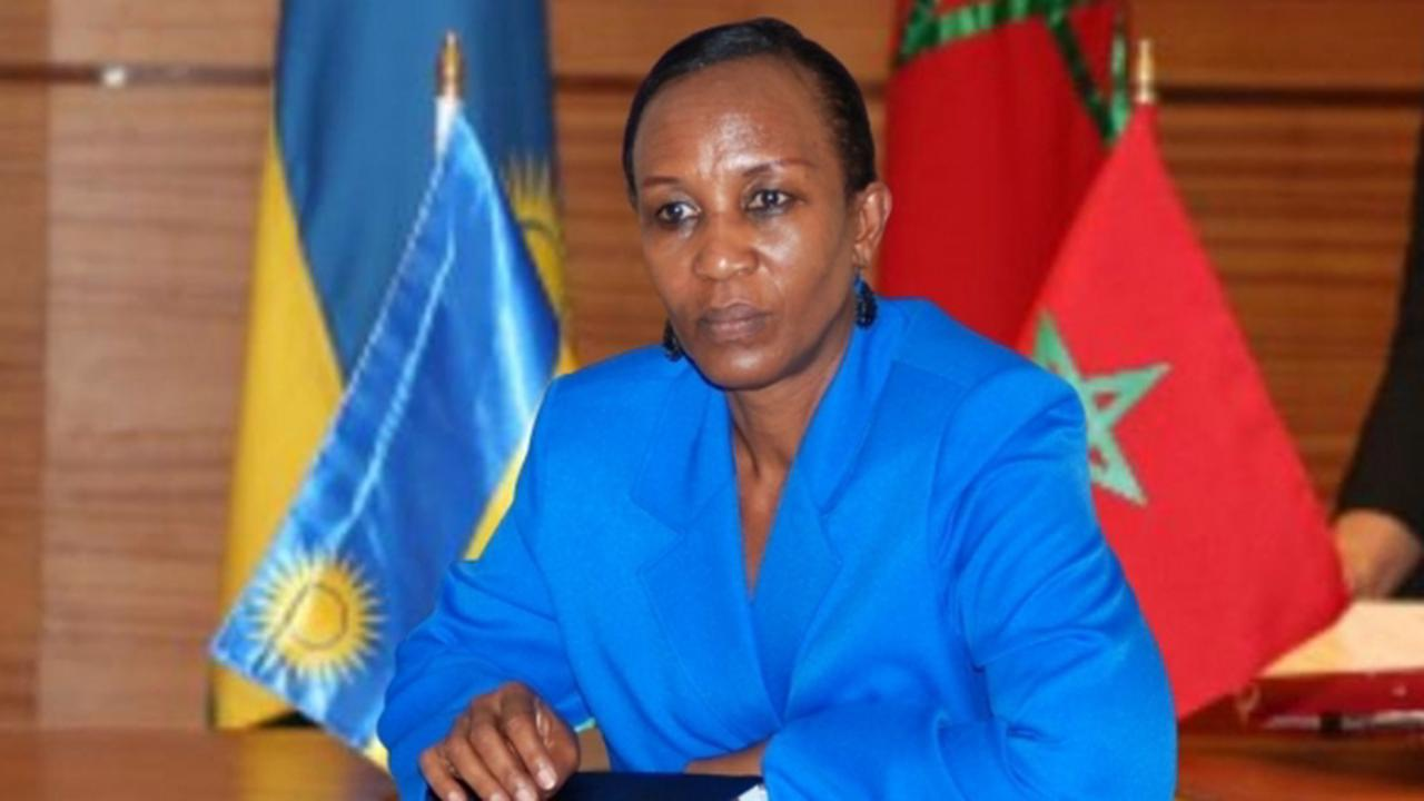 Le Rwanda nomme une nouvelle ambassadrice au Maroc