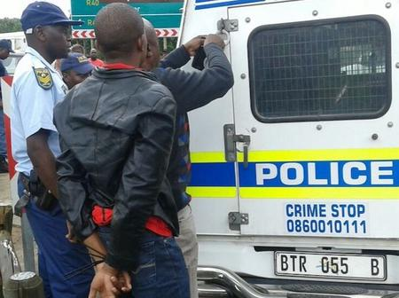 The police has found a rapist in kzn see how