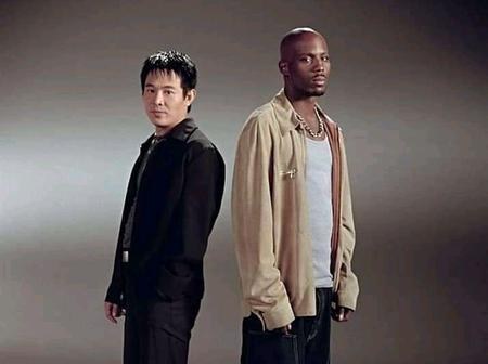 Checkout the name of the movie DMX and Jet Li did