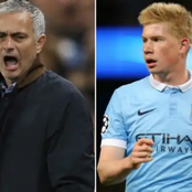 Kelvin De Bruyne Reveals 'Strange Chat' With Mourinho That Led To His Chelsea Exit